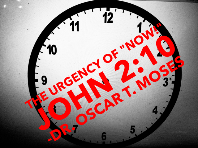 The Urgency of Now Pic