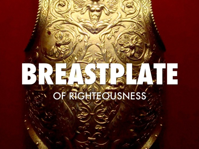Breastplateofrighteousness