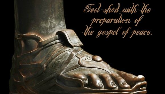 Ephesians Feet-shod-with-the-prep