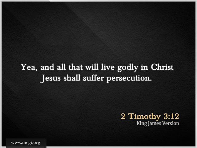 2 Tim 3-12 image